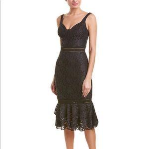 Patbo lace midi dress